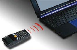 เครื่องเช็คสต๊อก Cipher Lab cpt-8000