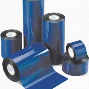 ริบบิน เครื่องพิมพ์บาร์โค้ด Ribbon wax rasin  waxrasin