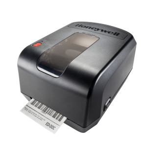 เครื่องพิมพ์บาร์โค้ด honeywell PC42T